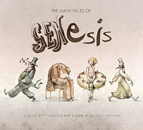 Many Faces of Genesis (3 CD)