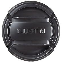 Fujifilm FLCP-58 - Tapa de objetivo de 58 mm para Fujinon XF 14 mm y XF 18 - 55 mm, XF 16 - 50 mm, XC 50 - 230 mm, color negro
