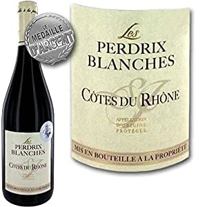 Les Perdrix Blanches Côtes du Rhône 2012