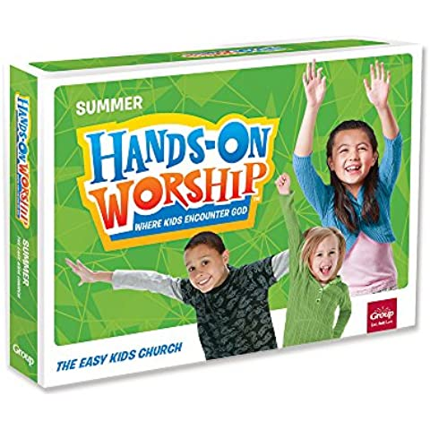 Hands-On Worship Kit, Summer
