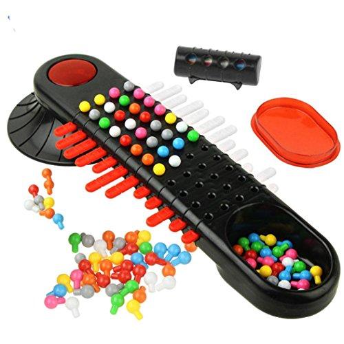 Mastermind Strategie Code Cracking Spiel Bead Machine Pläne Desktop Familienspiel