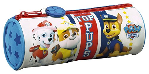 Safta Estuche Paw Patrol «Top Pups» Oficial Escolar 210x60x80mm