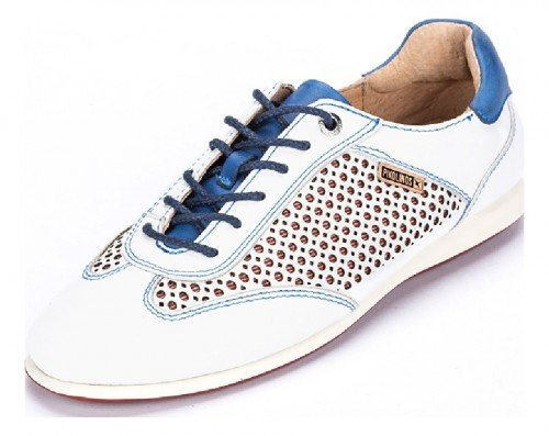 Pikolinos, Sneaker donna Bianco White 41