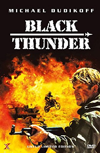 Black Thunder - Die Welt am Abgrund - Uncut [Limited Edition]