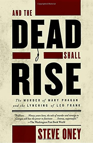 And the Dead Shall Rise (Vintage)