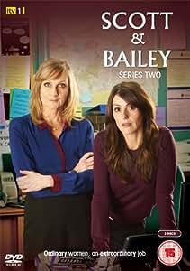 Scott & Bailey - Series 2 [DVD]
