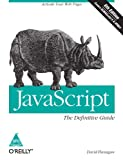 Since 1996, JavaScript: The Definitive Guide has been the bible for JavaScript programmers—a programmer's guide and comprehensive reference to the core language and to the client-side JavaScript APIs defined by web browsers. The 6th edition covers HT...