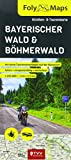 FolyMaps Böhmerwald / Bayerischer Wald 1:250 000: Straßen- und Tourenkarte -