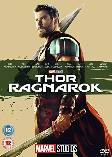 Thor Ragnarok [Italia] [DVD]