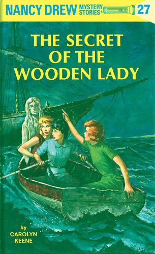 Nancy Drew 27: The Secret of the Wooden Lady (English Edition)