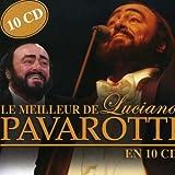 Le meilleur de Luciano Pavarotti - Coffret 10 CD