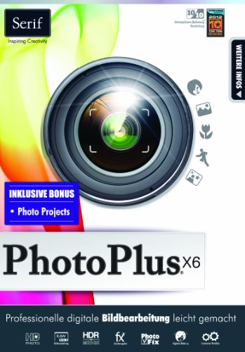 Serif Photo Plus X6 [Download]