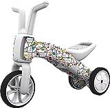 Chillafish Company NV Bunzi F05 Limited Edition Gradual Balance Bike, Mehrfarbig, One Size