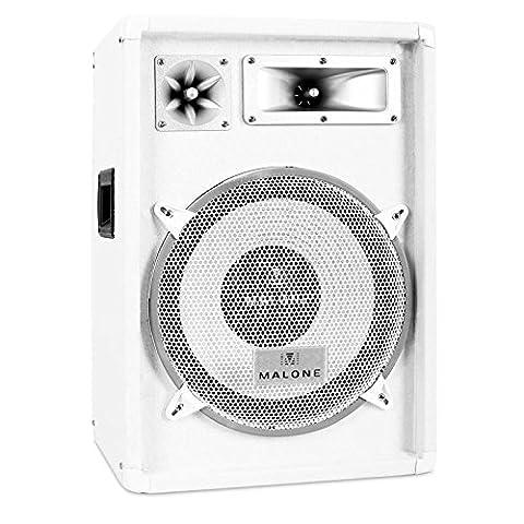 Malone PW-1222 3-Way DJ PA Speaker (12