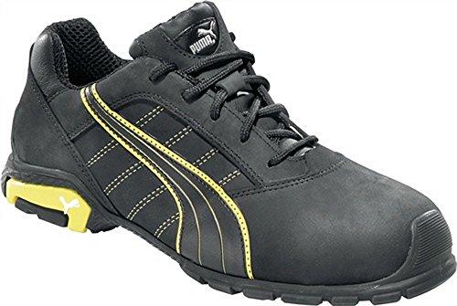 Sicurezza scarpa EN20345S3Amsterdam Low taglia 40in pelle nubuk cappuccio in alluminio