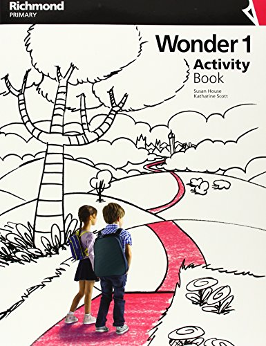 WONDER 1 ACTIVITY BOOK + AB CD - 9788466812344 por Aa.Vv.