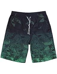 Casual Short Beach Shorts d'homme à séchage rapide Swim Trunk
