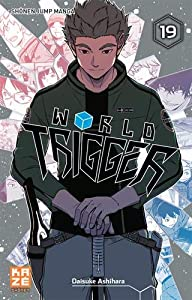 World Trigger Edition simple Tome 19
