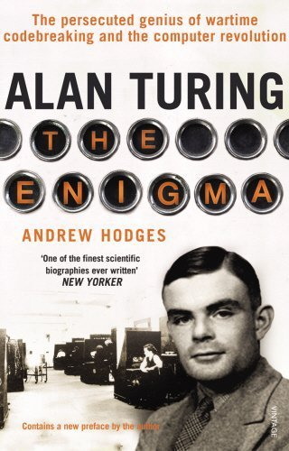 Alan Turing: The Enigma by Hodges, Andrew (1992) Paperback