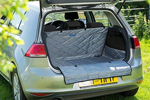 Kofferraum und Bumper Schutz für Schrägheck -