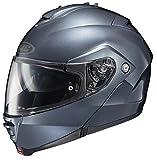 Best Modular Snowmobile Helmet - HJC Unisex-Adult Modular is-MAX II SF Anthracite Helmet Review