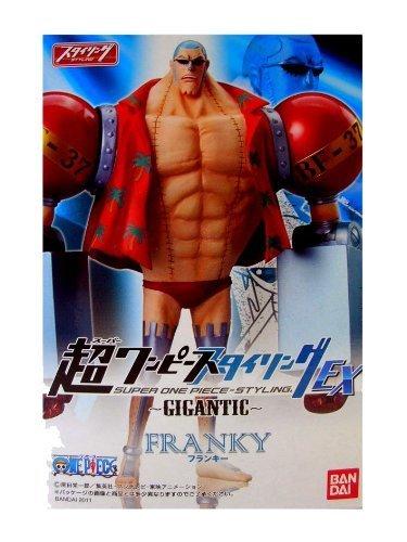 Super One Piece Styling EX GIGANTESQUE Frankie séparément