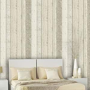 tapete holzpaneele optik beige muster k che haushalt. Black Bedroom Furniture Sets. Home Design Ideas