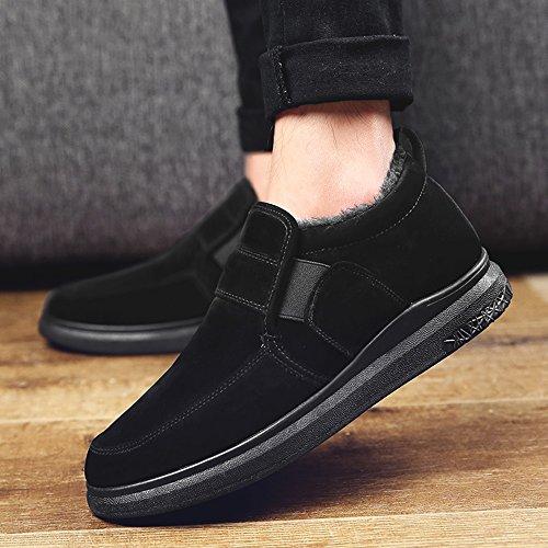 FEIFEI Scarpe da uomo Materiali di alta qualità Inverno Keep Warm Fashion Casual 4 Colors ( Colore : 04 , dimensioni : EU40/UK7/CN41 ) 04