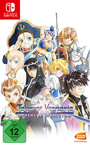 Kostüm Y Pokemon Und X - Tales of Vesperia: Definitive Edition - [Nintendo Switch]