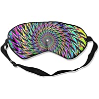 Colorful Dazzling Kaleidoscope Sleep Eyes Masks - Comfortable Sleeping Mask Eye Cover For Travelling Night Noon... preisvergleich bei billige-tabletten.eu