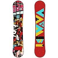 L.Z Trineo Longboard Esquí Esquí al Aire Libre Niños Adultos Chapa Equipo de esquí Profesional al Aire Libre Chapa para Principiantes Esquí bidireccional