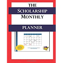 The Scholarship Monthly Planner 2017-2018