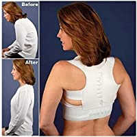 ECYC® Thoracic Back Brace Magnetische Haltung Support Corrector für Nacken Schulter Obere Rückenschmerzen Relief preisvergleich bei billige-tabletten.eu