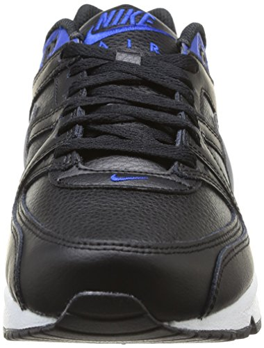 Nike Air Max Command Leather, Scarpe sportive, Uomo Black/Cool Grey/Hypr Cblt/Wht