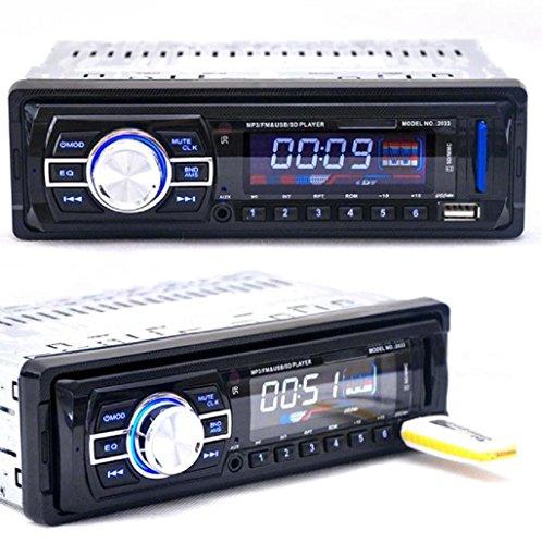 Sannysis Auto Stereo Audio Head Unit USB / SD / FM / MP5 / BT / WMA / MP3, 4.1 Inch