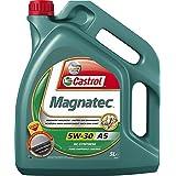 Castrol MAGNATEC Aceite de Motores 5W-30 A5 5L (Sello alemán)