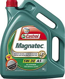 castrol magnatec engine oil 5w 30 a5 5l german label. Black Bedroom Furniture Sets. Home Design Ideas