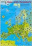 Meine erste Europakarte: Poster