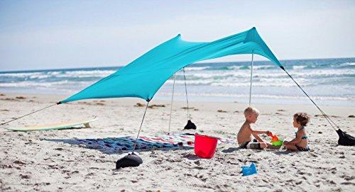 Tienda Neso Carpa de Playa con Ancla de Arena,...