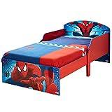 Kinderbett Holz Spider-Man 140x70cm - Kleinkinderbett