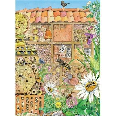 Ravensburger 10810 - Insektenhotel - 100 Teile XXL Puzzle