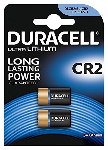 Duracell Ultra Lithium Batterie (BATTERY, ULTRA LITHIUM CR2 2PK 5000394030480 By DURACELL)