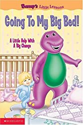 Barney's Little Lessons: Going To My Big Bed by Sheryl Berk (2002-02-01)