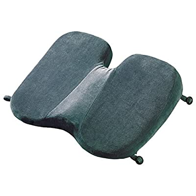 Go Travel Memory Seat Soft Cushion - Supplied in assorted colours