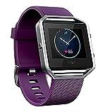 Fitbit Blaze Fitness Smartband Activity Tracker Plum