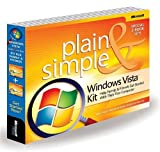 Windows Vista? Plain & Simple Kit: Help Family & Friends Get Started With Their First Computer by Jerry Joyce (2008-12-17)