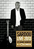Michel Sardou - Live 2013 : Les grands moments à l'Olympia Dvd