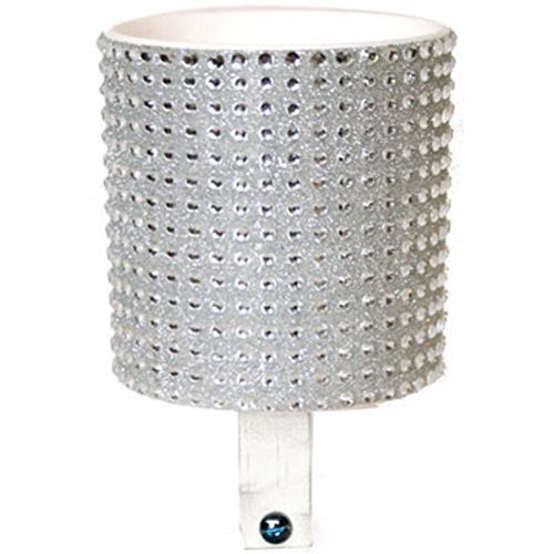 Cruiser Candy Cup Holder Crystal Bling Cups Crystal Rinestone by Basket Buddy (Cruiser Cup Holder)
