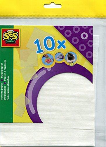 cm, 10 Stück (Bügelpapier)