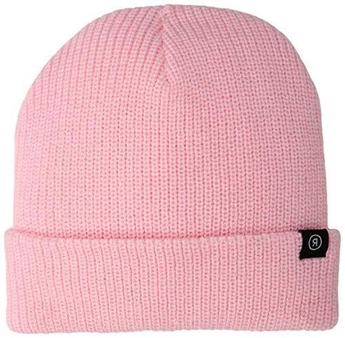 Ride Snowboard Outerwear Unisex Uni Beanie, Pink, One Size -